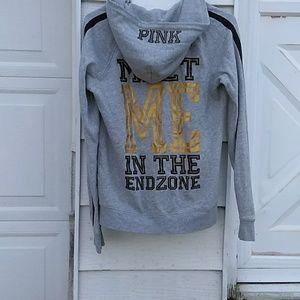VS PINK Steelers hoodie sweatshirt 💛